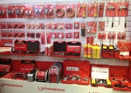 Rothenberger UK Tools 01536 484 733 For Premium Plumbing
